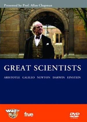 Great Scientists Online DVD Rental