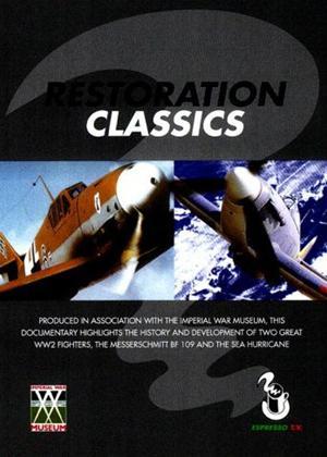 Rent Restoration Classics Online DVD Rental