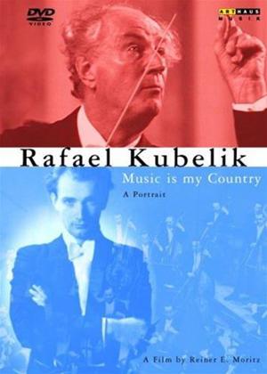 Rent Rafael Kubelik: Music Is My Country Online DVD Rental