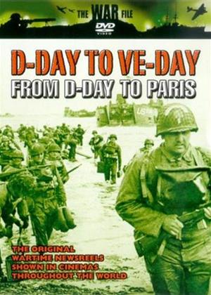 D-Day to VE- Day: From D-Day to Paris Online DVD Rental