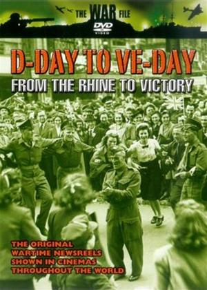 D-Day to VE-Day: From the Rhine to Victory Online DVD Rental