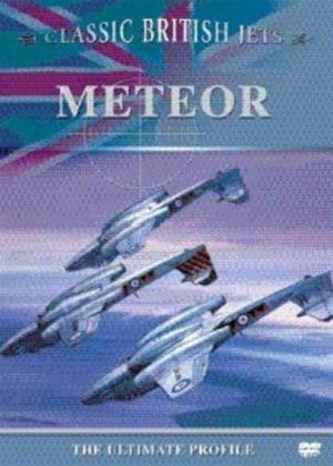 Classic British Jets: Gloster Meteor Online DVD Rental