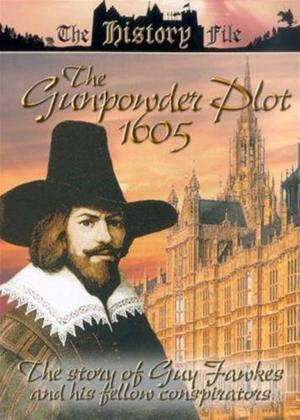 The Gunpowder Plot 1605 Online DVD Rental