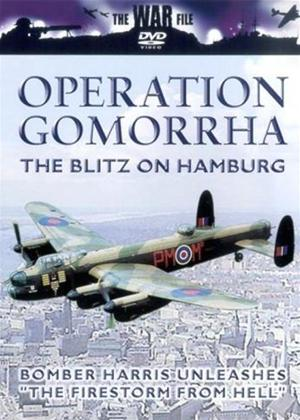 Operation Gomorrha: The Blitz on Hamburg Online DVD Rental