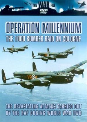 Rent Operation Millennium: The 1000 Bomber Raid on Cologne Online DVD Rental