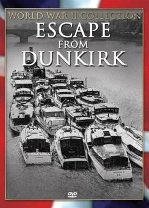 Escape from Dunkirk Online DVD Rental