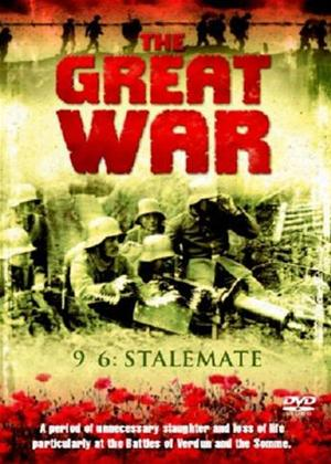 The Great War: 1916: Stalemate Online DVD Rental