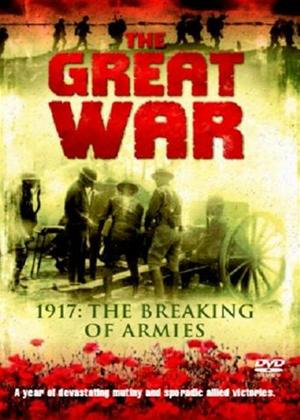 The Great War: 1917: The Breaking of Armies Online DVD Rental