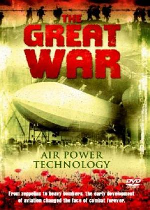 The Great War: Air Power Technology Online DVD Rental