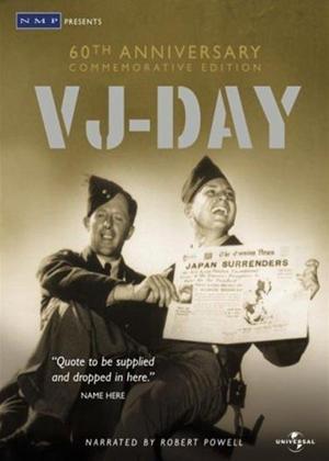 VJ Day: 60th Anniversary Online DVD Rental