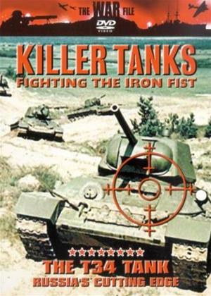 Killer Tanks: The T34 Tank Online DVD Rental