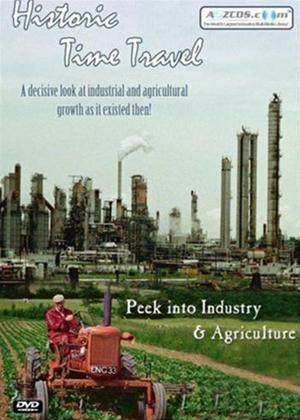 Rent Historic Time Travel: Peek Into Industry and Agriculture Online DVD Rental