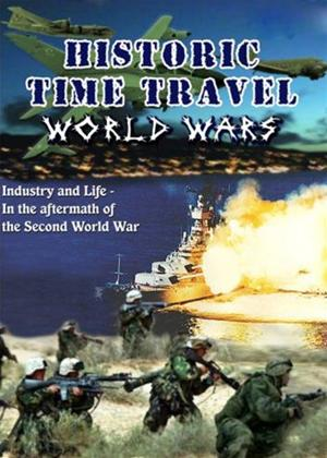 Historic Time Travel: World Wars Online DVD Rental