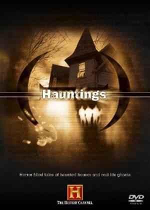 Rent The Unexplained: Hauntings Online DVD Rental