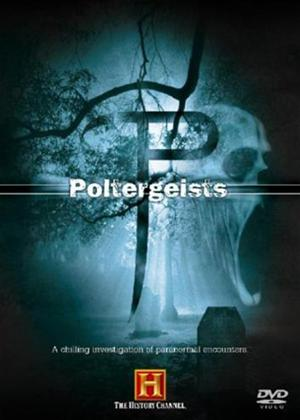 Rent The Unexplained: Poltergeists Online DVD Rental