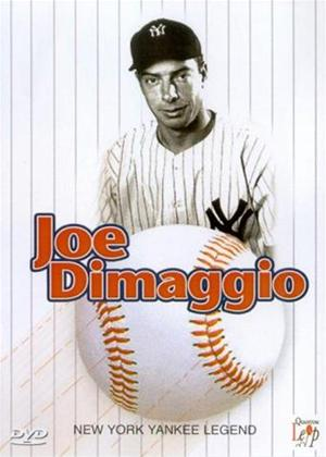 Rent Joe Dimaggio: New York Yankee Legend Online DVD Rental