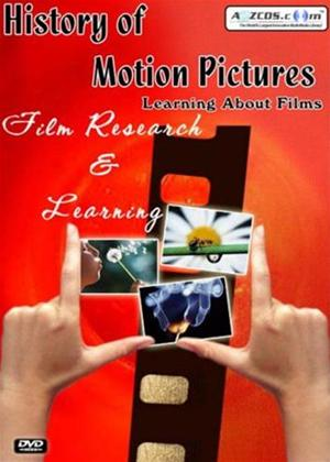 History of Motion Pictures: Film Research and Learning Online DVD Rental