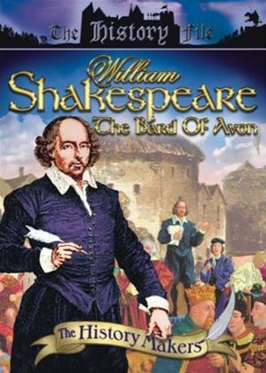 Rent The History Makers: William Shakespeare: The Bard of Avon Online DVD Rental