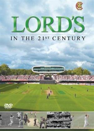 Lord's in the 21st Century Online DVD Rental