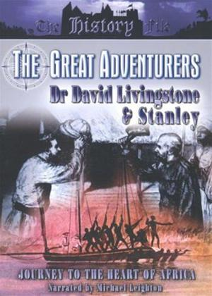 Great Adventurers: Doctor David Livingstone and Stanley Online DVD Rental