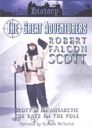 Great Adventurers: Robert Falcon Scott Online DVD Rental