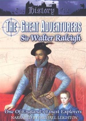 Great Adventurers: Sir Walter Raleigh Online DVD Rental