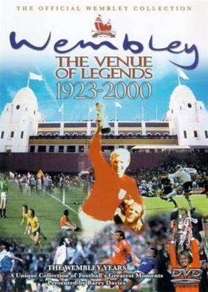Rent Wembley: The Venue of Legends 1923-2000 Online DVD Rental