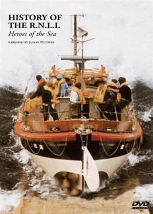 The History of RNLI: Heroes of the Sea Online DVD Rental