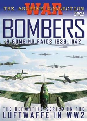 Rent The German War Files: Bombers and Bombing Raids: 1939 - 1942 Online DVD Rental