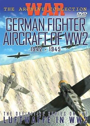 German Fighter Aircraft of WW2: 1942 to 1945 Online DVD Rental