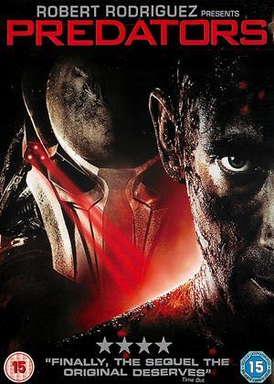 Predators Online DVD Rental