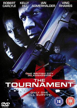 The Tournament Online DVD Rental