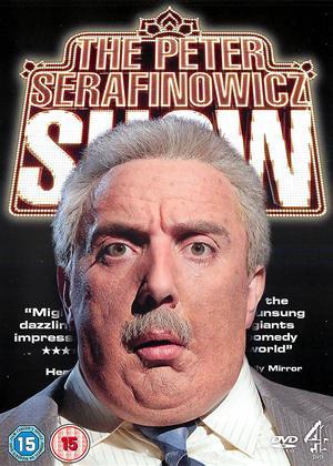 Peter Serafinowicz Show Online DVD Rental