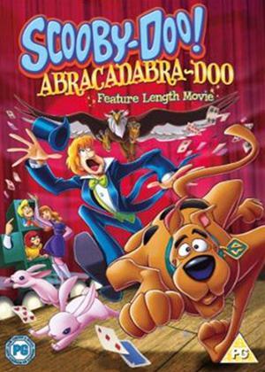Rent Scooby-Doo: Abracadabra-Doo Online DVD Rental