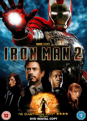 Iron Man 2 Online DVD Rental
