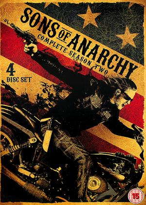 Rent Sons of Anarchy: Series 2 Online DVD Rental