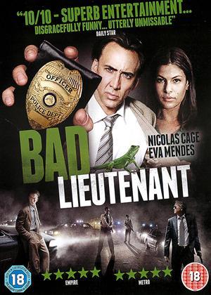 Rent Bad Lieutenant: Port of Call New Orleans Online DVD Rental