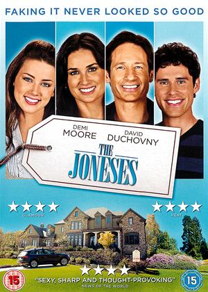 Rent The Joneses Online DVD Rental