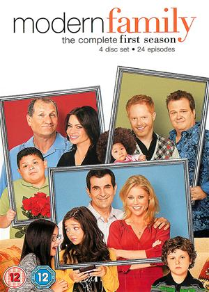 Rent Modern Family: Series 1 Online DVD Rental