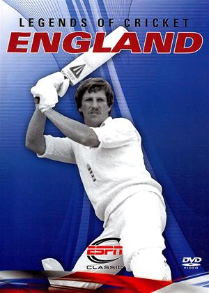 Legends of Cricket: England Online DVD Rental