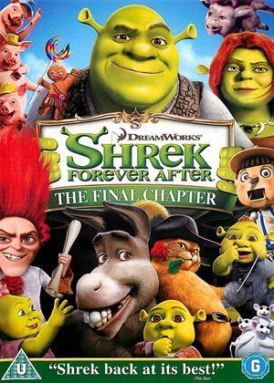 Rent Shrek Forever After Online DVD Rental