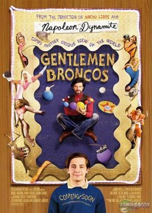 Rent Gentlemen Broncos Online DVD Rental
