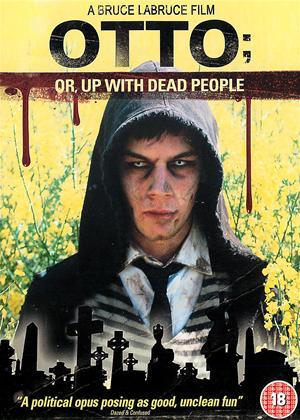 Otto: Or Up with Dead People Online DVD Rental