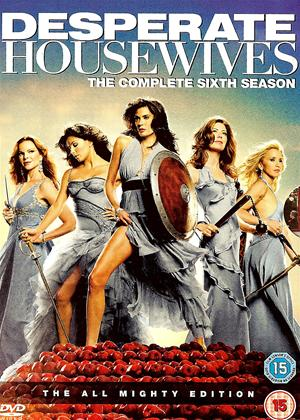 Rent Desperate Housewives: Series 6 Online DVD Rental