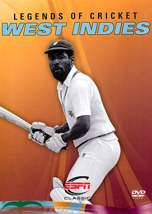 Legends of Cricket: West Indies Online DVD Rental