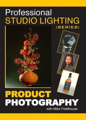 Product Photography with Mike Fieldhouse Online DVD Rental