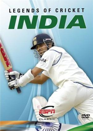 Legends of Cricket: India Online DVD Rental