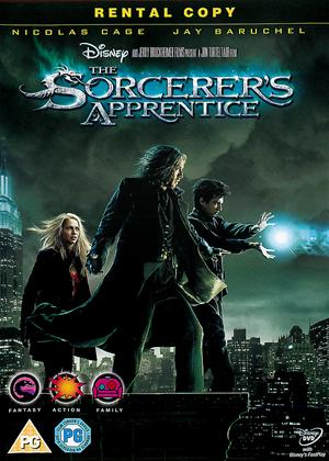 The Sorcerer's Apprentice Online DVD Rental