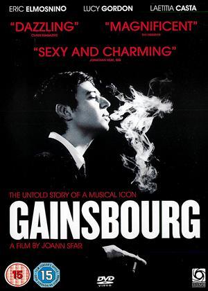 Gainsbourg Online DVD Rental