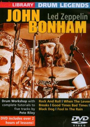 Rent Drum Legends: John Bonham of Led Zeppelin Online DVD Rental